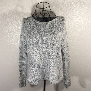 Forever 21 Fuzzy Soft Pullover Sweater